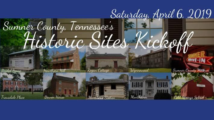 Historic Sites Tour